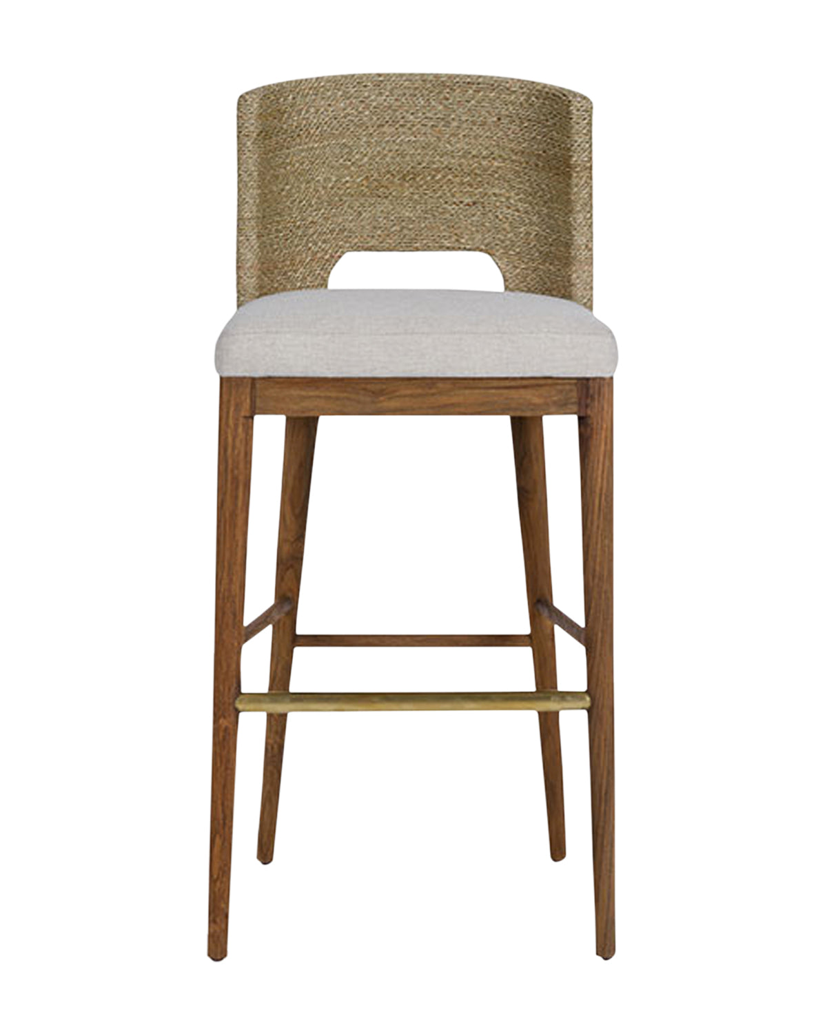 Swell Ava Seagrass Counter Stool Mcgee Co Creativecarmelina Interior Chair Design Creativecarmelinacom