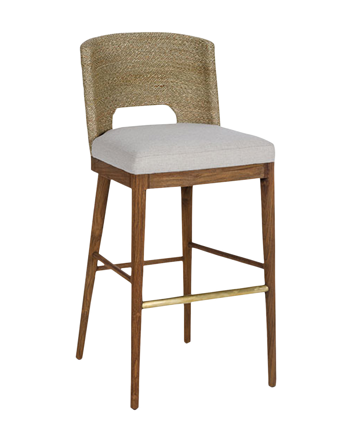Superb Ava Seagrass Counter Stool Mcgee Co Creativecarmelina Interior Chair Design Creativecarmelinacom