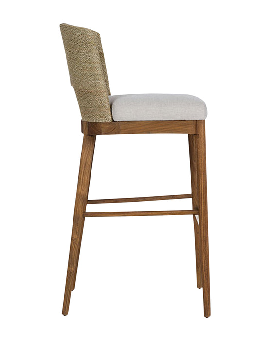 Ava Seagrass Counter Stool