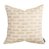 Avery Double Stripe Pillow Cover