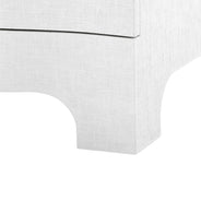 Bardot 3-Drawer Nightstand