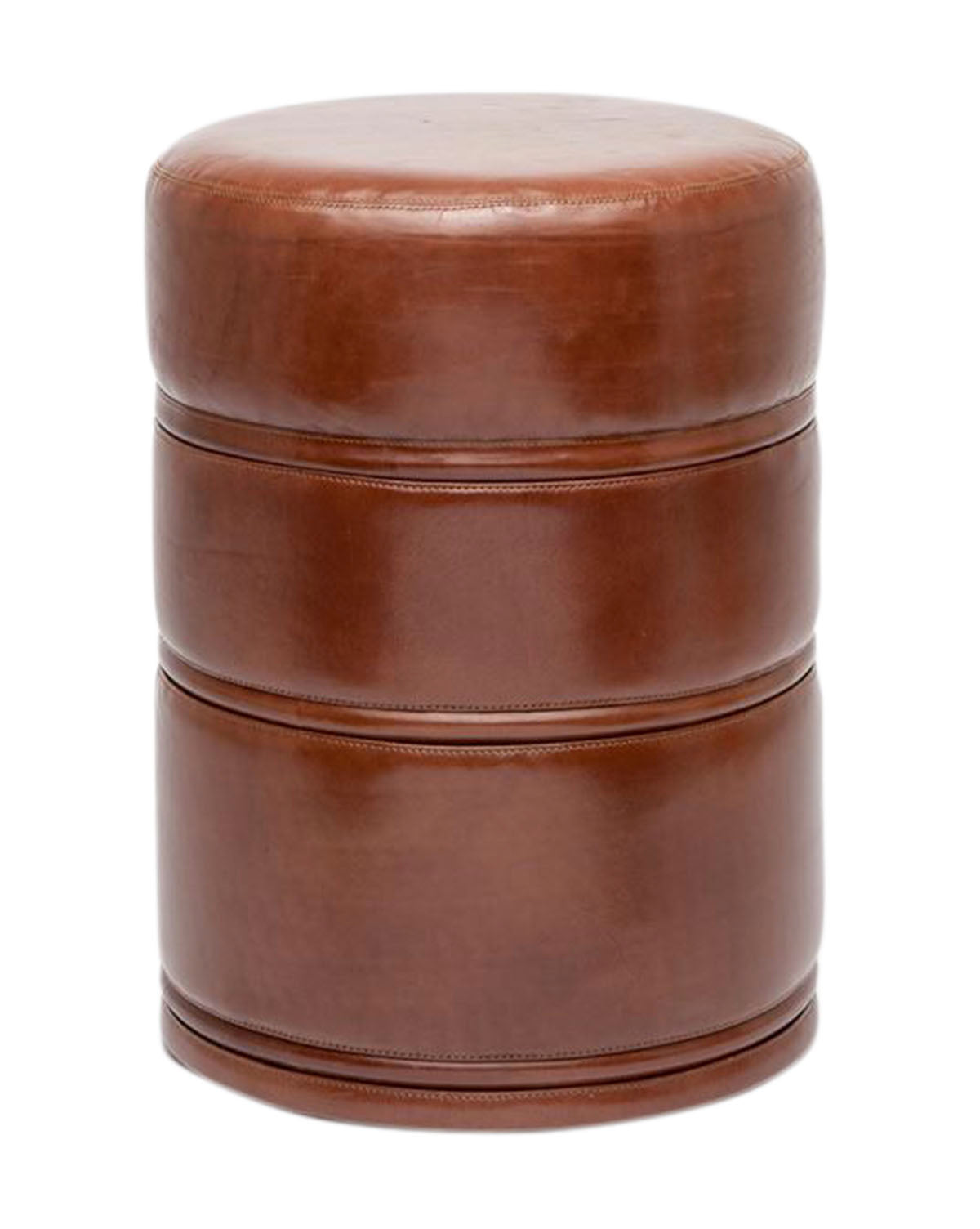 Beck Leather Stool