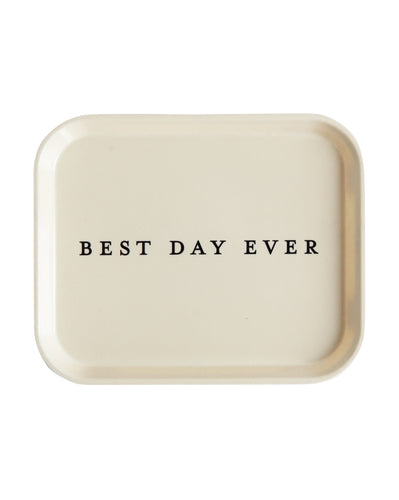 Best Day Tray