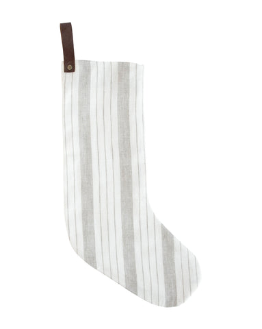 Birch Stripe Stocking