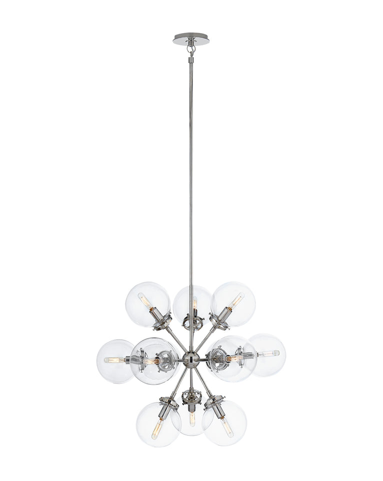 Bistro Small Chandelier