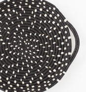 Black Speckled Tray