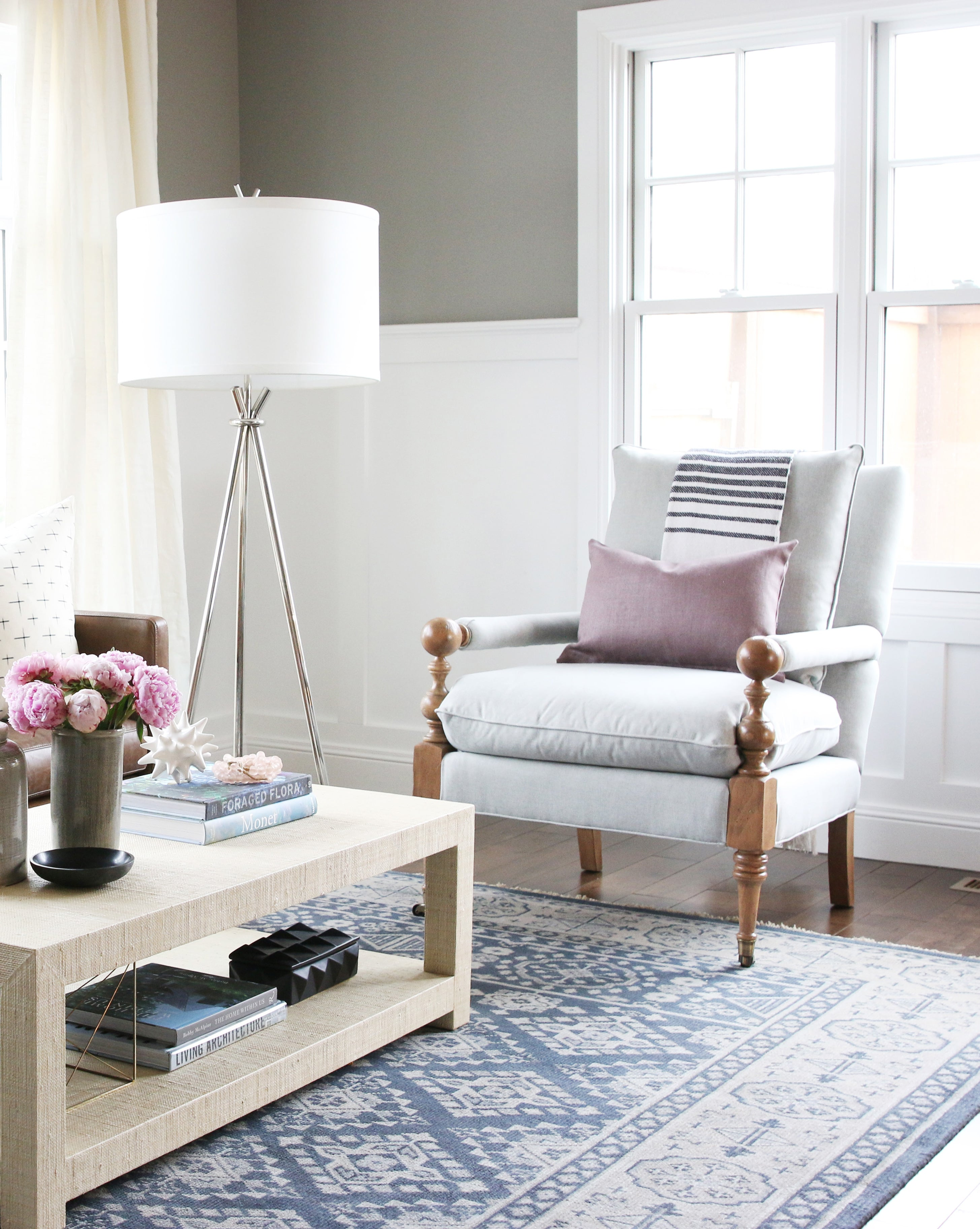 Blaine Chair | White Home Decorating | McGee & Co.