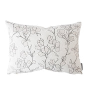 Blair Sketched Floral Pillow Cover