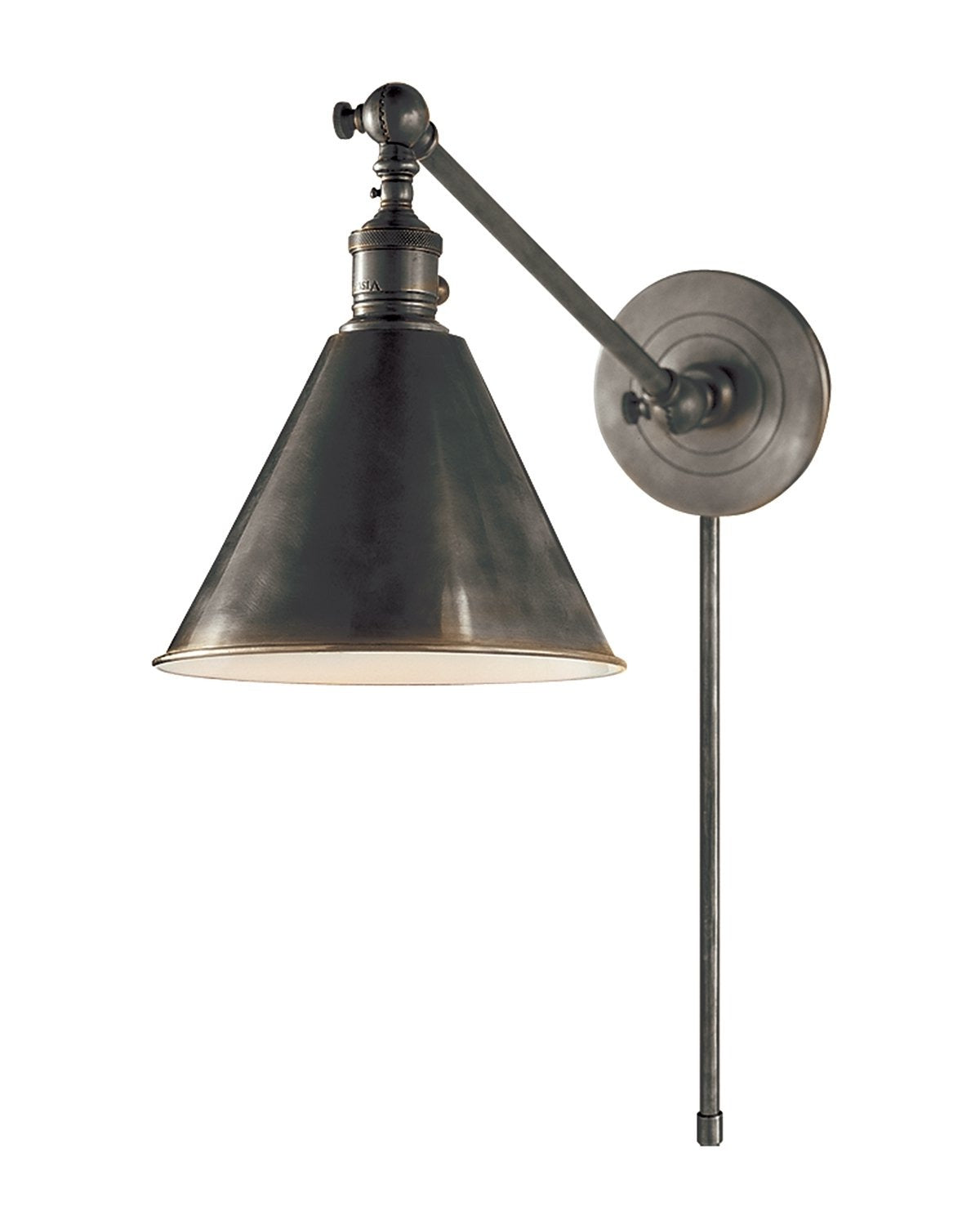Boston Single Arm Library Light