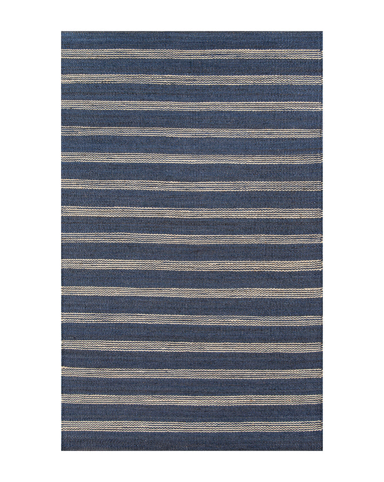 Bunbury Blue Jute Rug