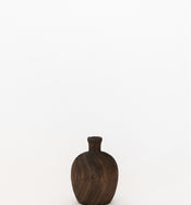 Burnt Wood Vase