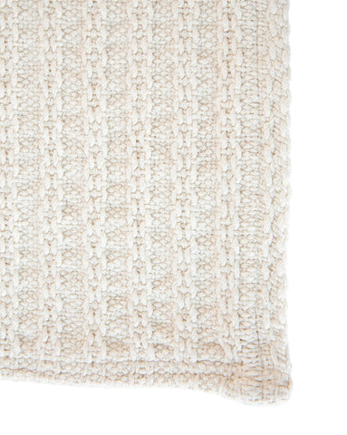 Cable-Knit Blanket