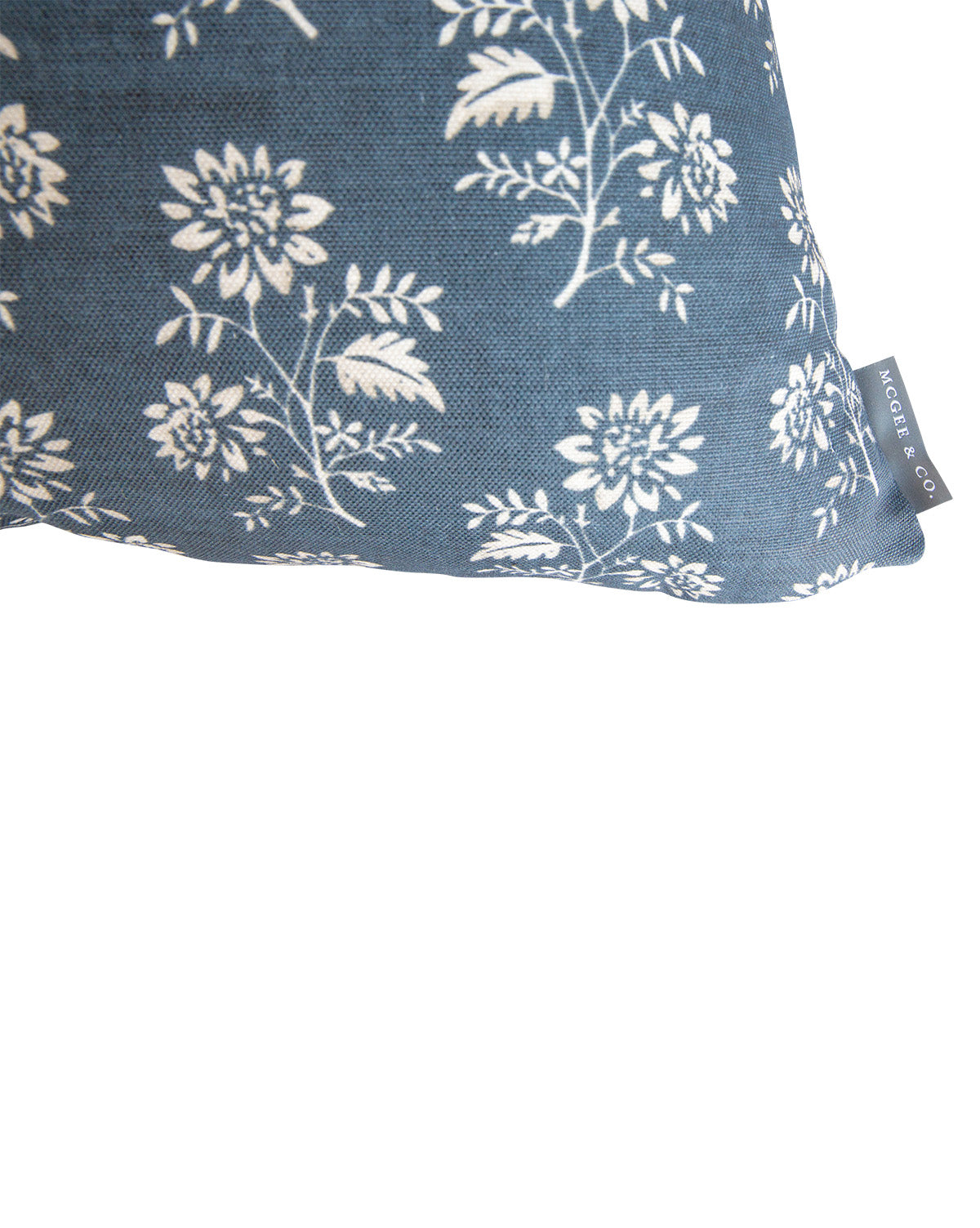Camille Navy Floral – McGee & Co.