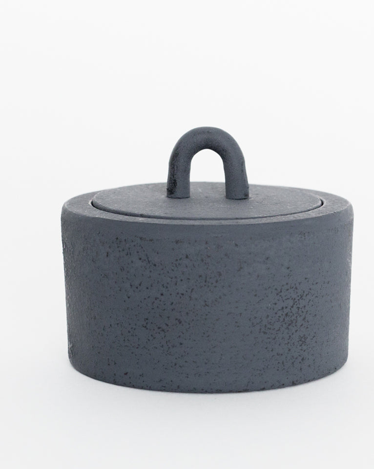 Cast Iron Jar