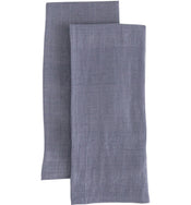 Chambray Linen Hand Towel (Set of 2)