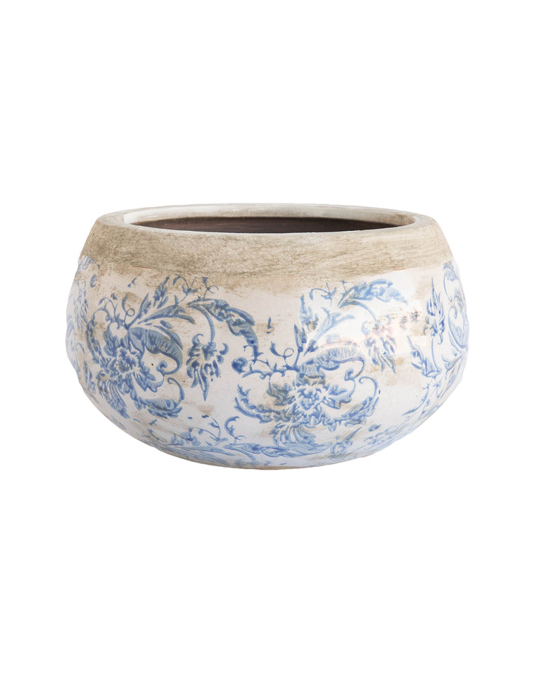 Chinoiserie Planter