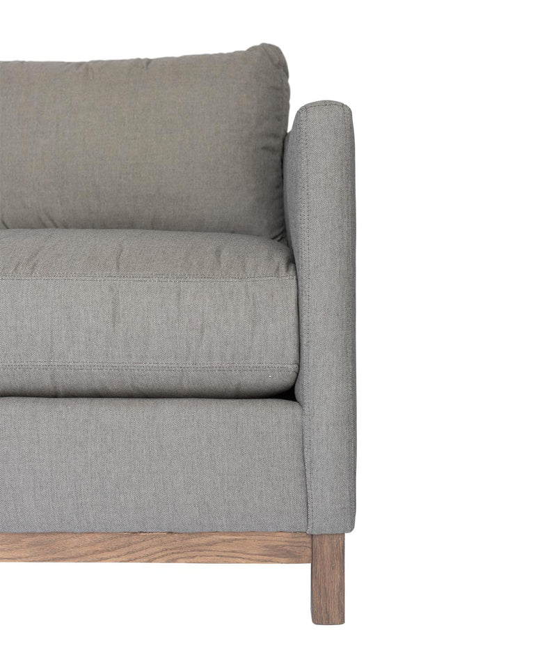 Clayton Long Sofa