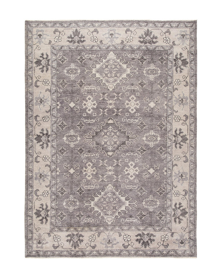 Colmar Hand-Knotted Rug Swatch
