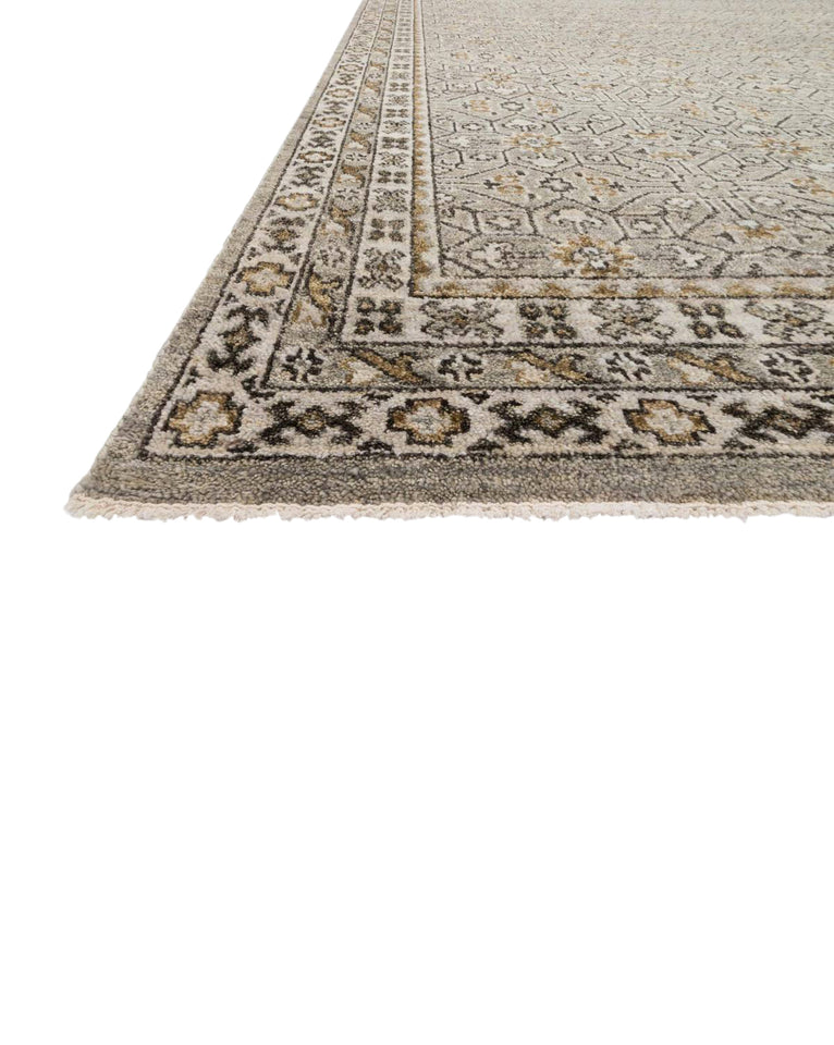 Columbia Hand-Knotted Rug