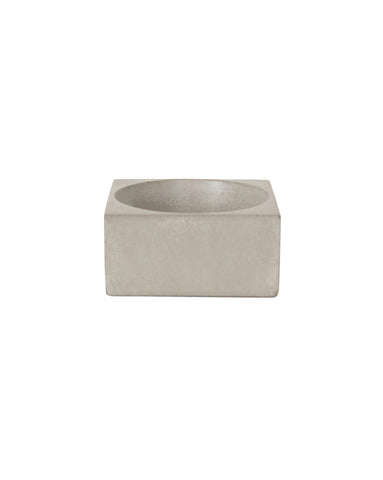 Concrete Pinch Bowl