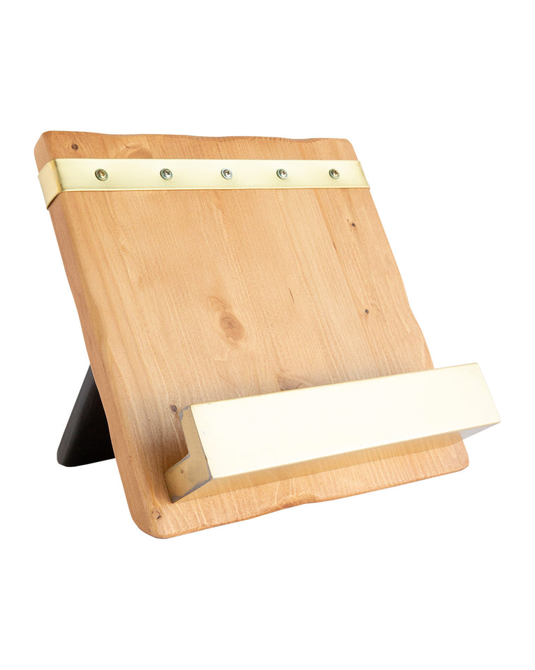 Contemporary Cookbook Holder