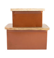 Copper Boxes
