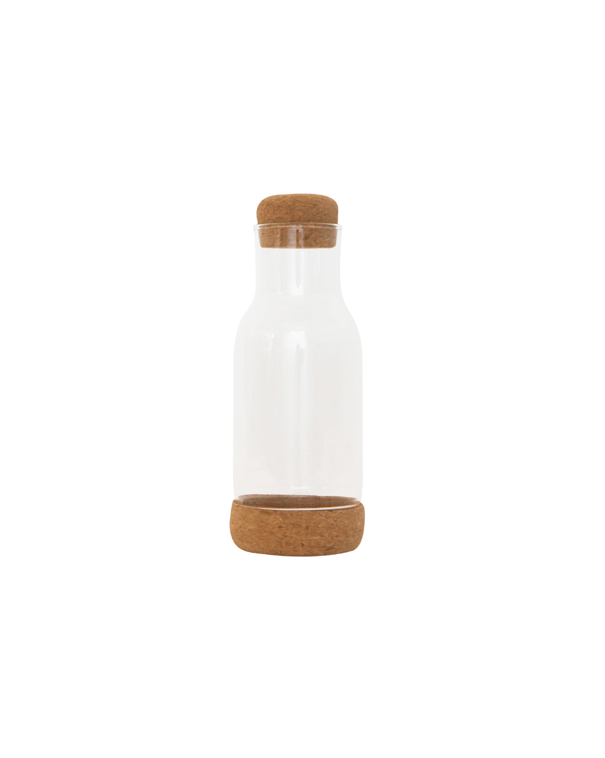 Cork & Glass Carafe