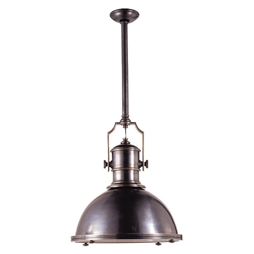 Country Industrial Pendant