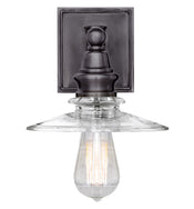Covington Shield Sconce