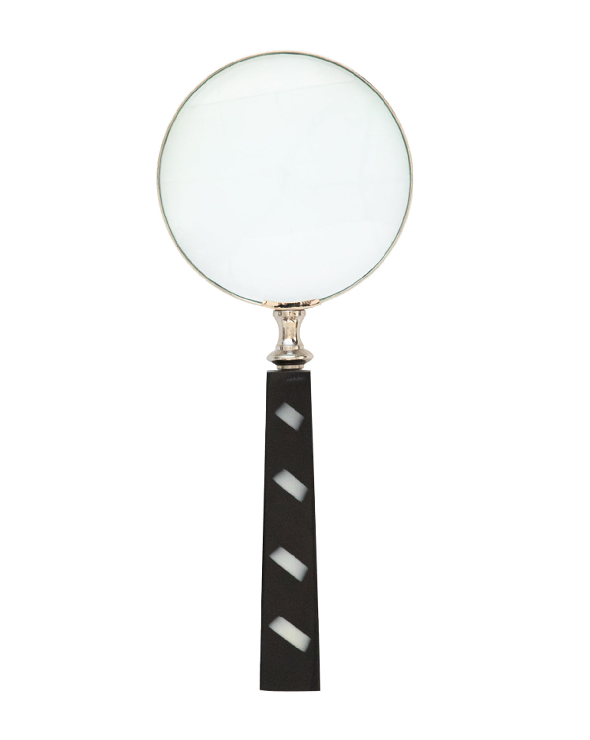 Crosswise Magnifying Glass