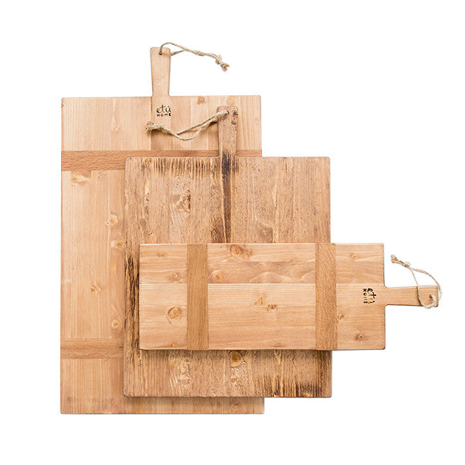 Shop Reclaimed Wood Bread Boards from McGee & Co. on Openhaus