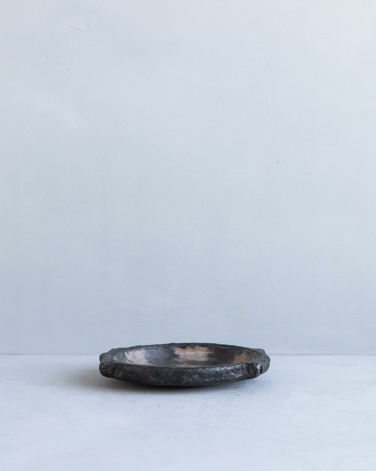 Distressed Soapstone Plate