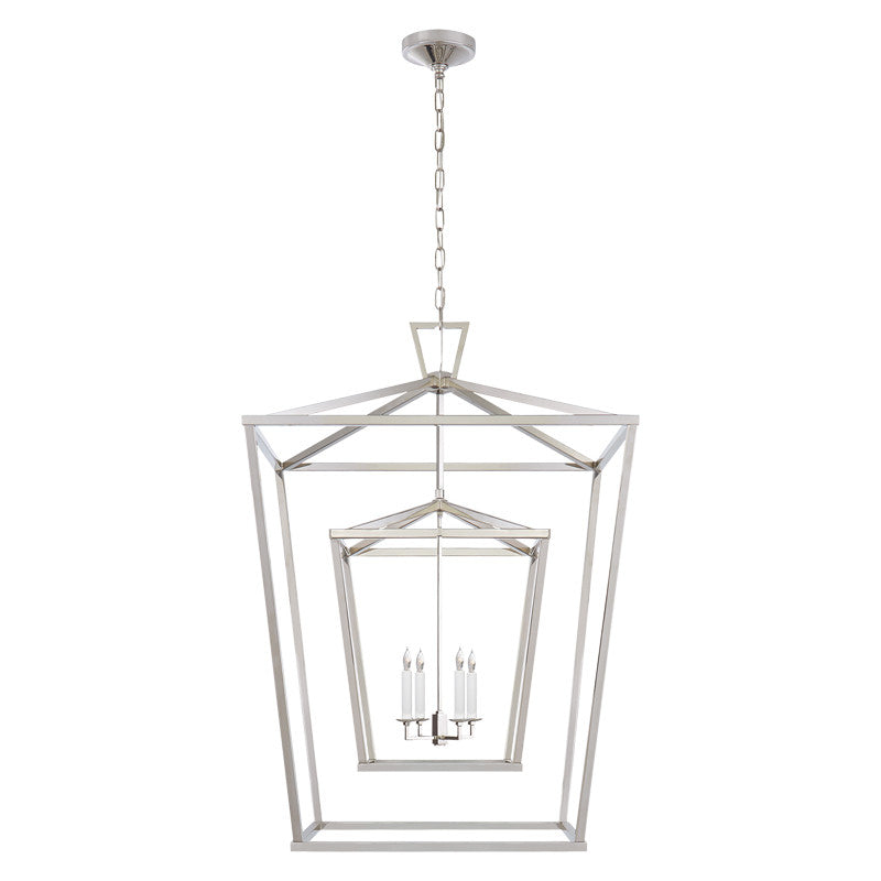 Darlana Double Cage Lantern