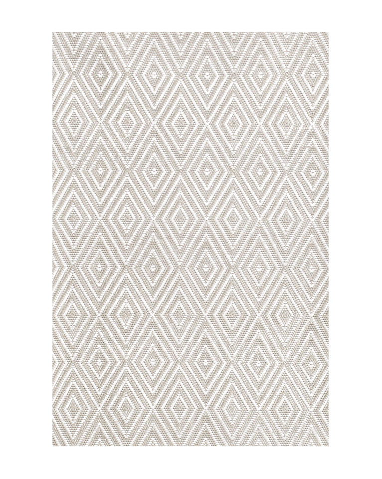 Diamond Platinum Indoor / Outdoor Rug