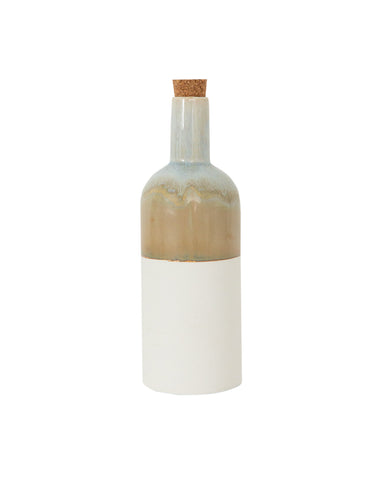 Dipped Ceramic Bottle