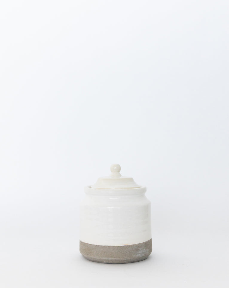 Dipped Ceramic Canisters