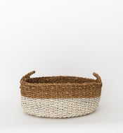 Dipped Seagrass Baskets