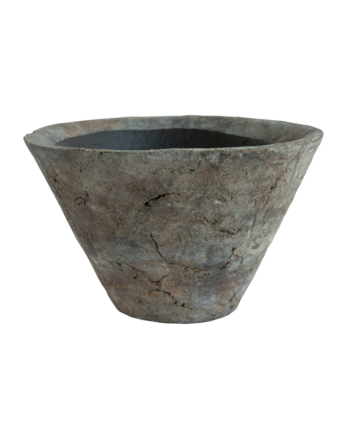 Distressed Stone Planter