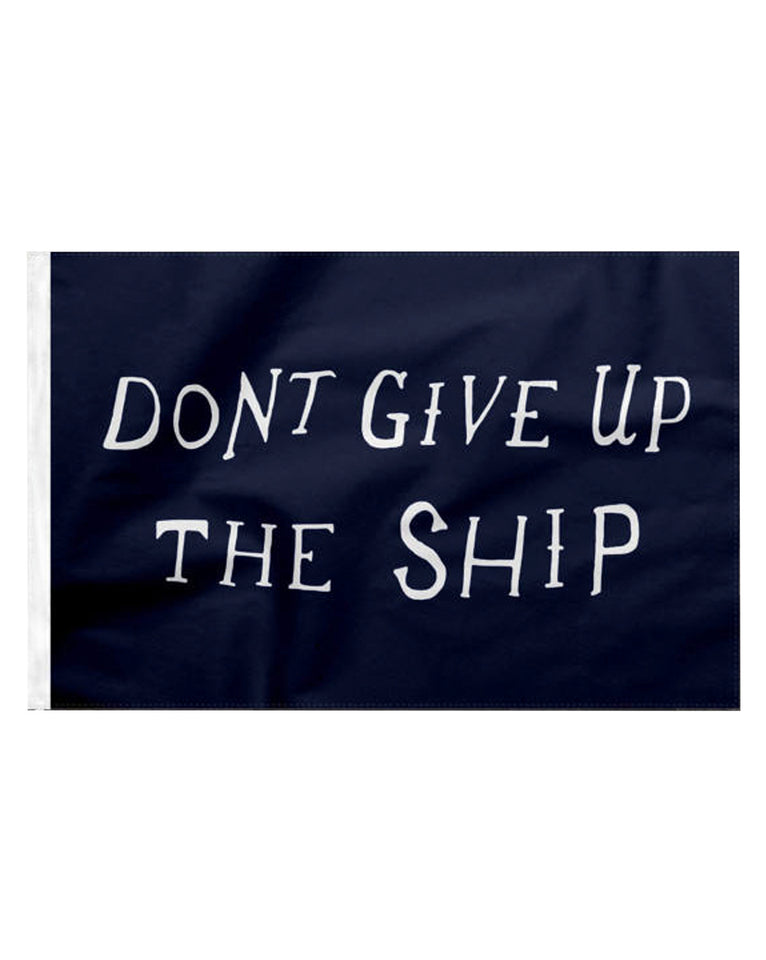 Don't Give Up The Ship