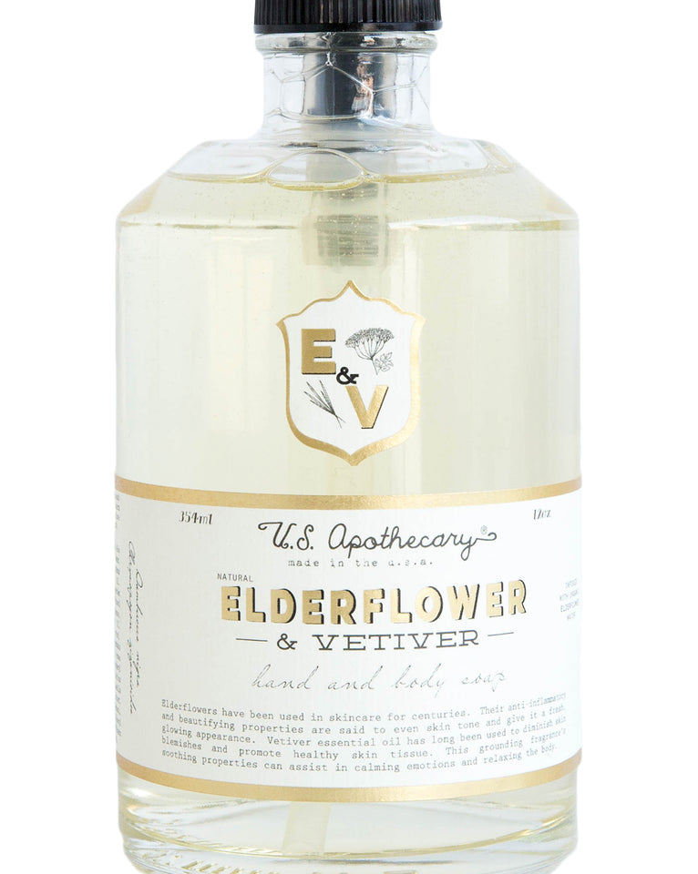 Elderflower Liquid Soap