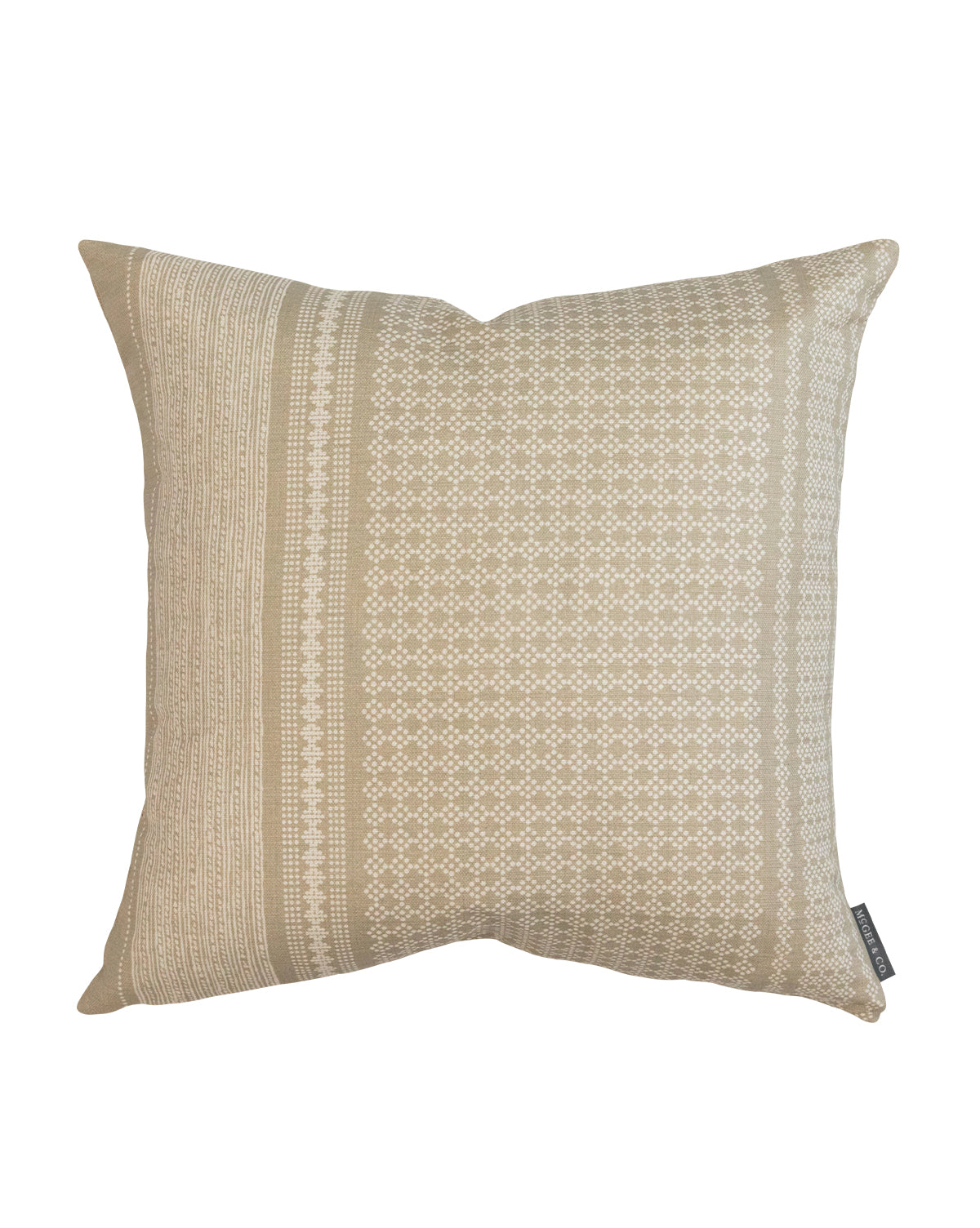 Ellen Dotted Print Pillow Cover