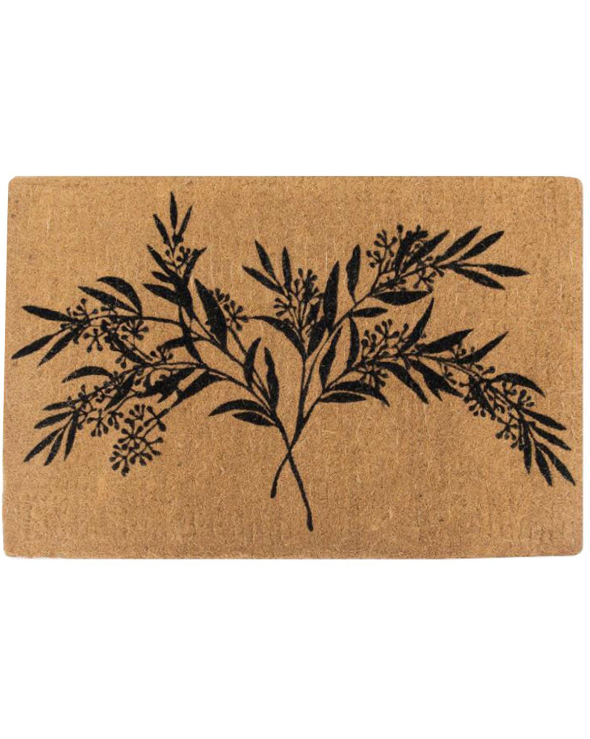 Eucalyptus Bundle Doormat
