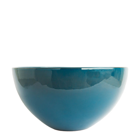 Extra Large Bowl in Dark Blue