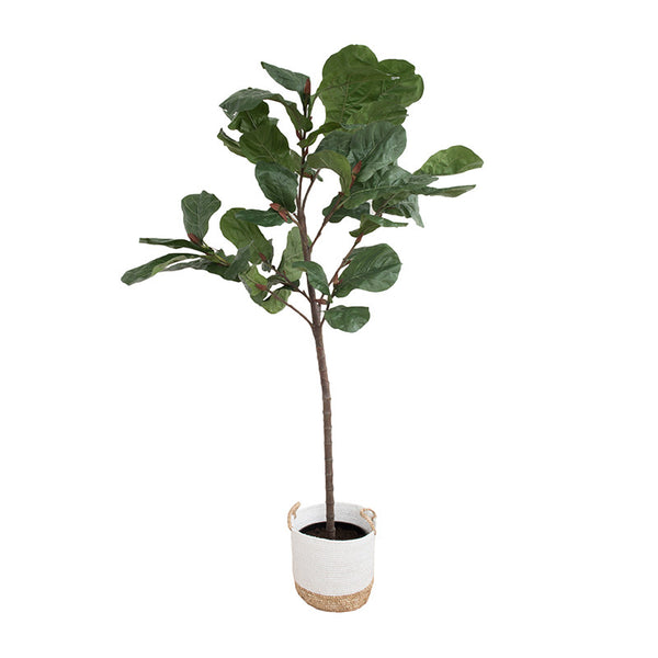 Faux Potted Fiddle Leaf Tree Mcgee Amp Co