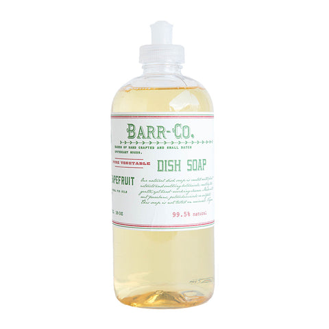 Fir & Grapefruit Dish Soap