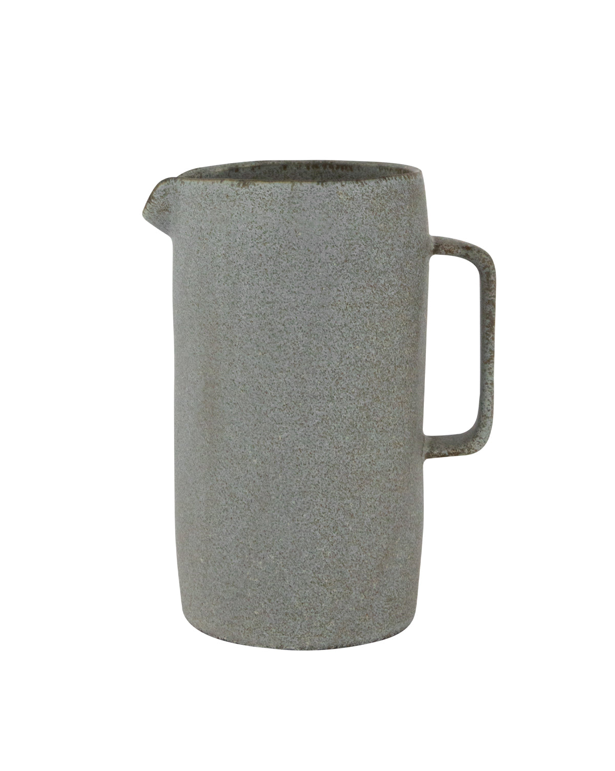 Fog Glaze Pitcher