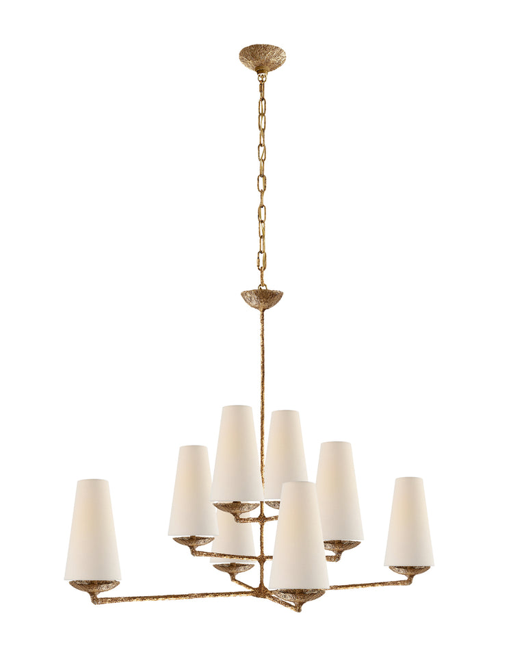 Fontaine Offset Chandelier