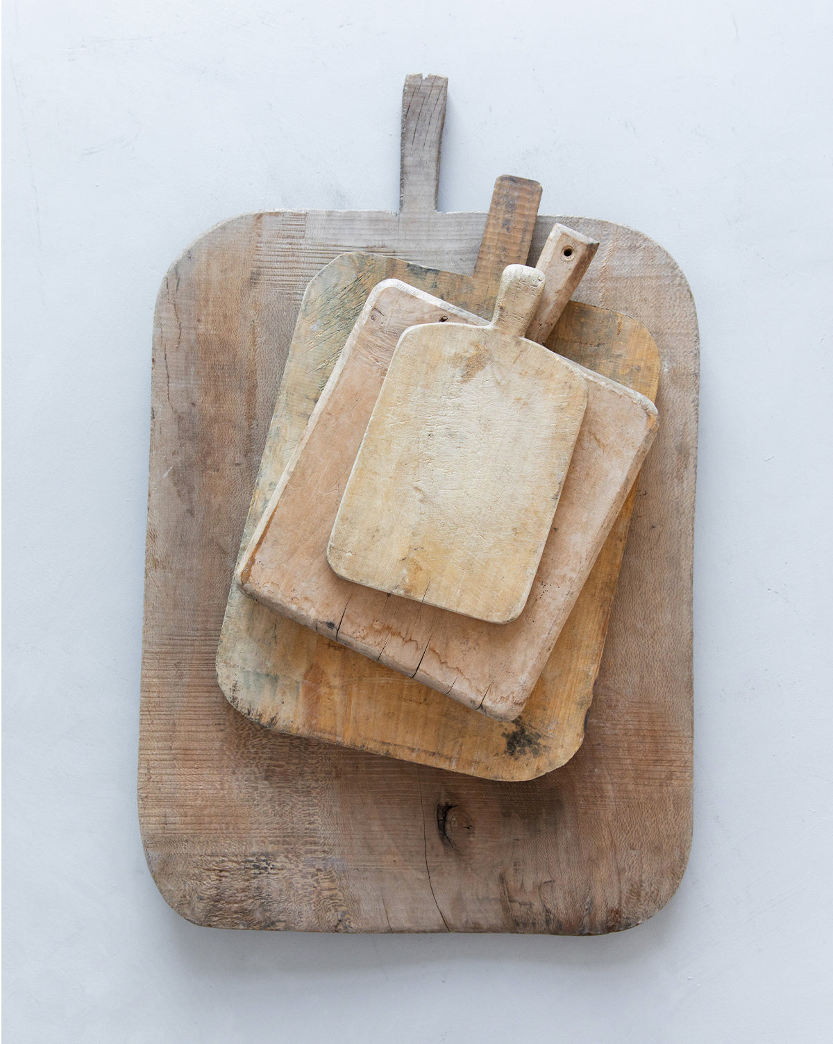 Found Wood Rectangle Cheeseboard
