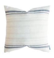 French Stripe Pillow Cover