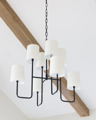 Go Lightly Medium Chandelier